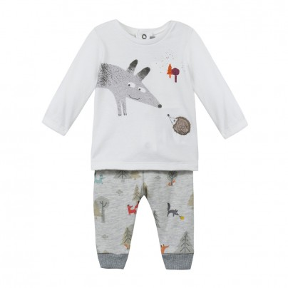 ensemble-tee-shirt-et-pantalon-lotus Catimini