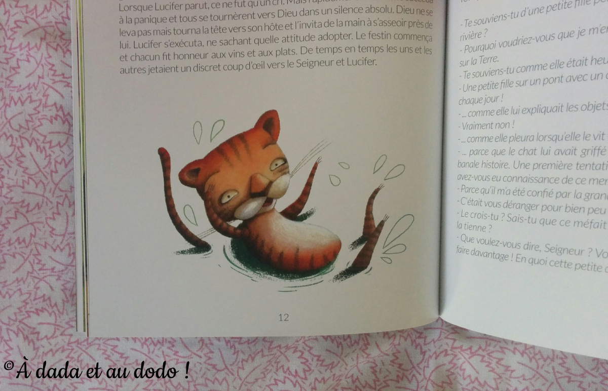 Le chaton d'Esther, illustration de Anne-Cécile Boutard
