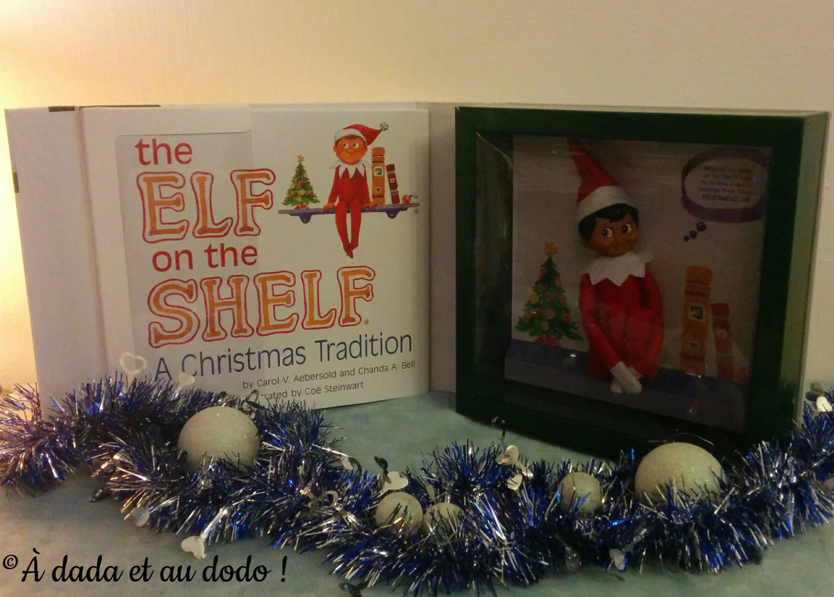 Coffret : The Elf on the Shelf
